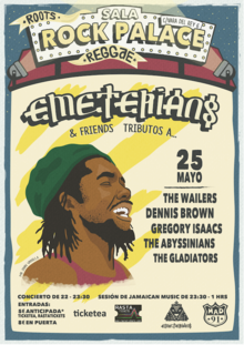 EMETERIANS & FRIENDS - MADRID