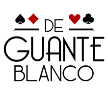 De guante blanco logo final