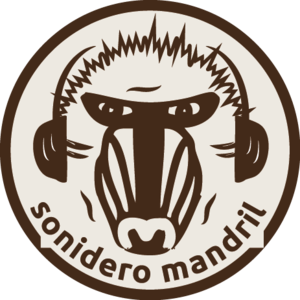Logo sonidero mandril mini