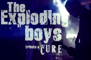 THE EXPLODING BOYS (The Cure Tribute Band since 2006) en SALA MALANDAR (SEVILLA) - 04/11/2017