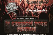 IV CARRION ROCK FESIVAL