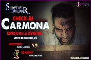SURVIVAL HORROR HALLOWEEN LED CARMONA