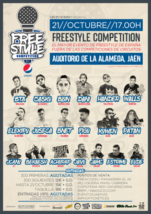 Freestyle Competition by Pepsi