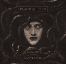 DISCOTECA: BLACK MERLIN (UK) [Omnidisc /Jealous God / Berceuse Heroique / Pinkman] + FER & CROCKET
