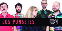 LOS PUNSETES · Festival Oviclip