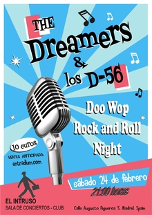 The Dreamers & Los D-56