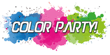 COLOR PARTY - MADRID 2018