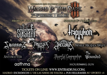 MADRID IS THE DARK FEST VI