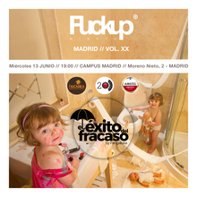FVCKUP NIGHTS MADRID VOLUMEN XX