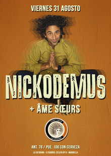 Opening Party w/ Nickodemus (NYC) + Âme Sœurs